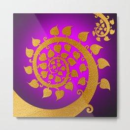 Bodhi Tree0606 Metal Print