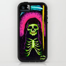 reaper iPhone Case