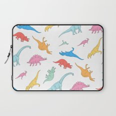 Dino Doodles Laptop Sleeve