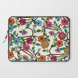 Fleurs Laptop Sleeve