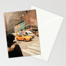 My NY diary Stationery Cards