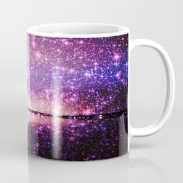Enchanting Bridge Over Mystic Waters Coffee Mug