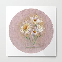 Flor V (Flower V) Metal Print