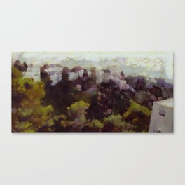 Haifa city 11 Canvas Print
