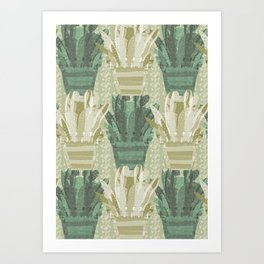 Emerald Avonia Art Print