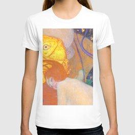 """Gustav Klimt """"Goldfische"""" (1) T-shirt"""
