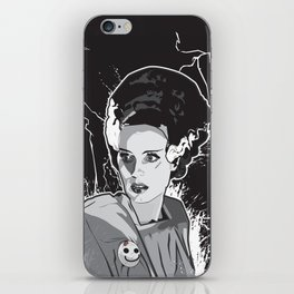 Bride of Frankenstein iPhone Skin