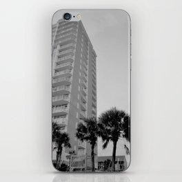 winter beaches. iPhone Skin