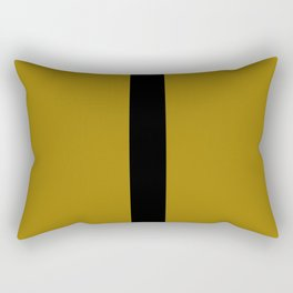Baltimore Gold Rectangular Pillow