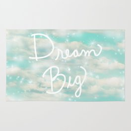 Dream Big (Turquoise) Rug