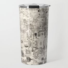 PsyDoodle Travel Mug