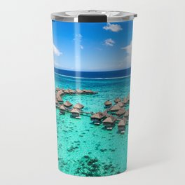 Tahiti paradise honeymoon vacation destination Travel Mug