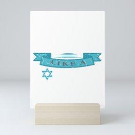 Party Like A Lox Star Jew And Joker Gift Mini Art Print