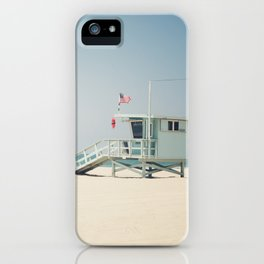 Baewatch iPhone Case