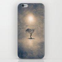 the shining iPhone & iPod Skins featuring shining by Viviana Gonzalez