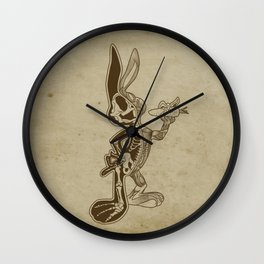 What's Inside, Doc? Wall Clock