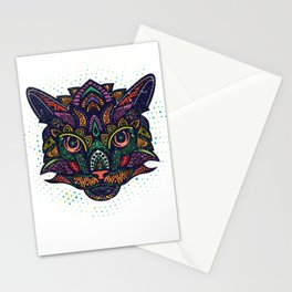 Ethnic Art Ferret Stationery Cards