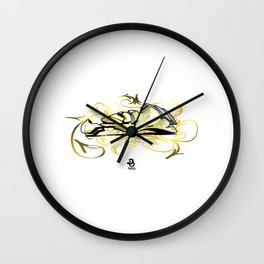"""NO WAY"" Wall Clock"