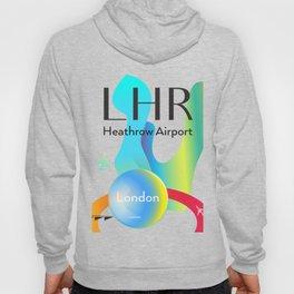 LHR Heattrow airport code Hoody