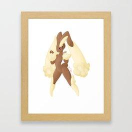 #428 Framed Art Print
