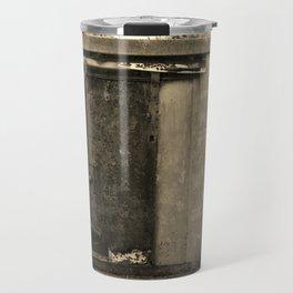 Old And Rusty Travel Mug