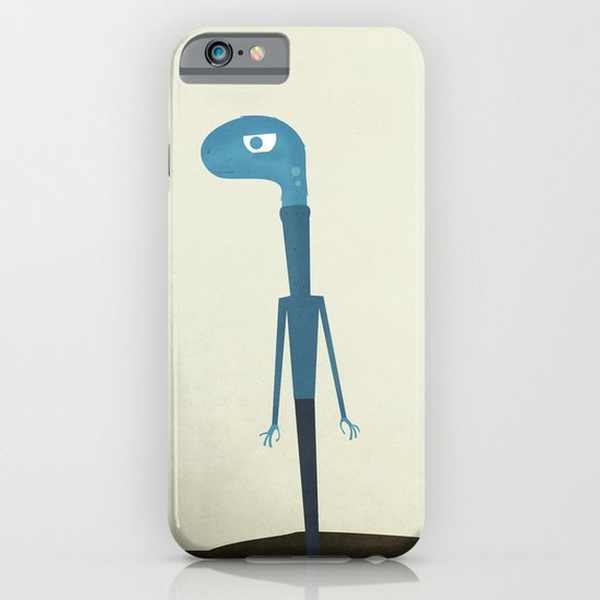 I Feel Really Weird Today iPhone & iPod Case