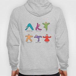 Yoga basics Hoody