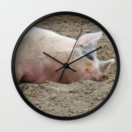 Nice and Comfy Wall Clock