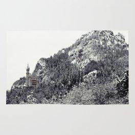 Neuschwanstein Castle Rug