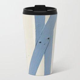 Rouen Metal Travel Mug