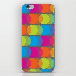 Neon Glow iPhone Skin