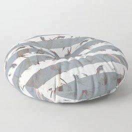 Ocean Eyes Floor Pillow