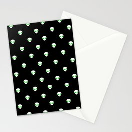 Aliens for Ever Stationery Cards