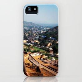 Jaipur India iPhone Case