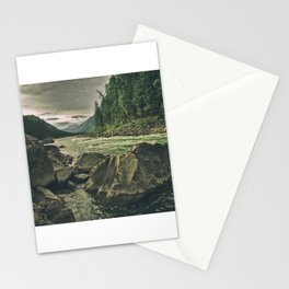 the river 5 Stationery Cards