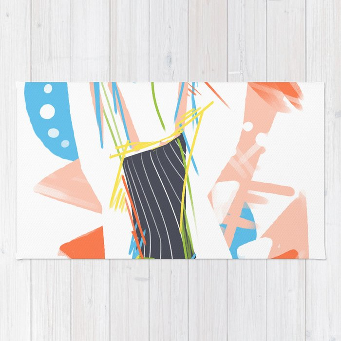 Business Witch Rug By Wonsonsoup Society6