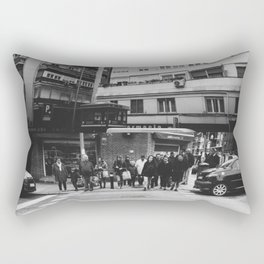 El orden Rectangular Pillow
