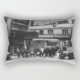 El orden Rectangular Pillow