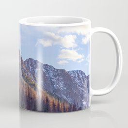 Dusk in Chicago Basin Coffee Mug