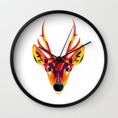 huemul Wall Clock