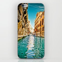 Streets of Venice iPhone Skin