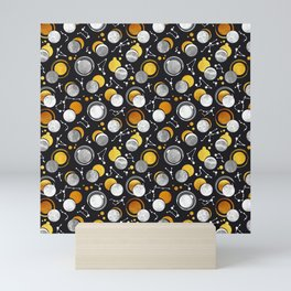 Great Total Solar Eclipse Mini Art Print