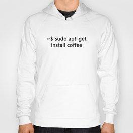 Linux Admin  Sudo apt-get install Coffee Programmer Hoody