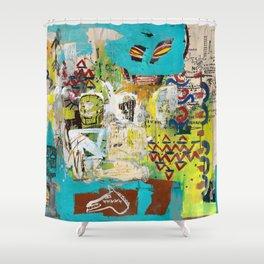Kaos Shower Curtain