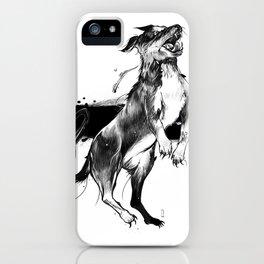 Mortecina Gozque iPhone Case