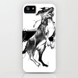 Mortecina Gozque iPhone Case