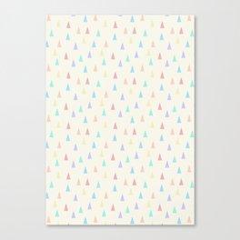 tri▴ngles Canvas Print
