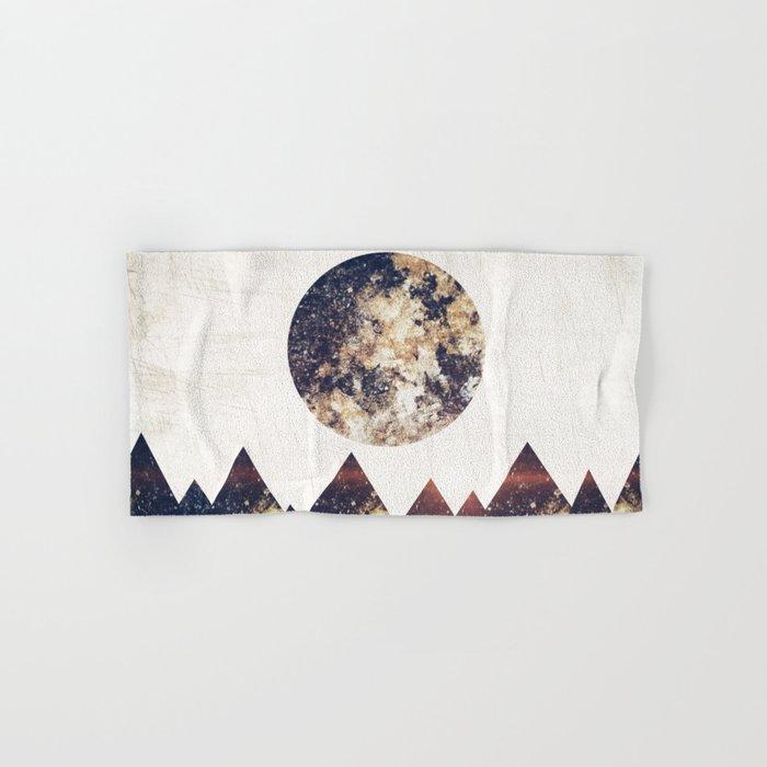 moon children Hand & Bath Towel