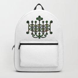 Ogun Veve Sigil Backpack