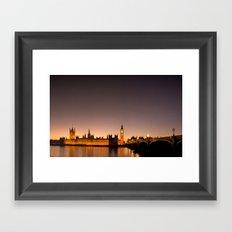 Ben Framed Art Print